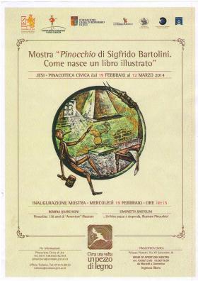 il Pinocchio di Sigfrido Bartolini